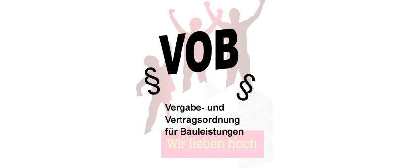 Was ist VOB