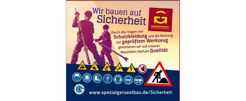 Arbeitsschutz: Menschenleben schützen – Verantwortung übernehmen
