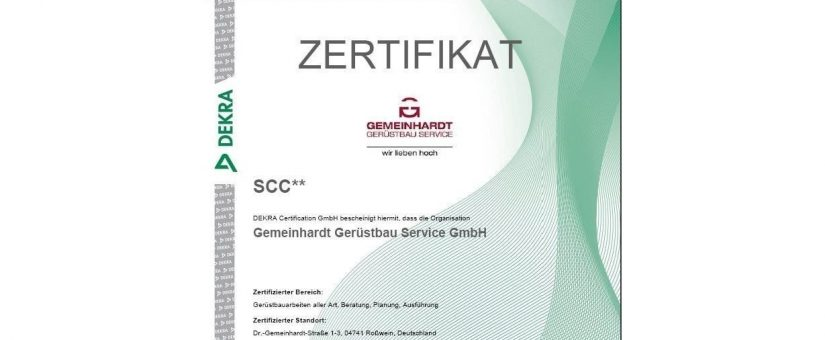 SCC: Dieses Kürzel sollten Unternehmen kennen