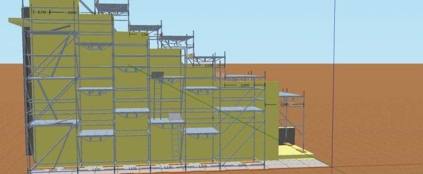 CAD: 5 Gründe, warum wir Gerüste in Zukunft anders bauen, als Sie vielleicht denken